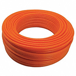 PEX Tubing, Orange, 1/2In, 1000Ft, 160psi