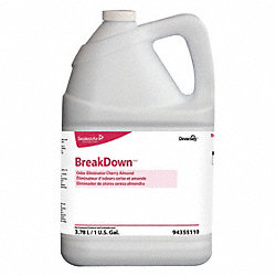 Liquid Deodorizer, Size 1 gal., Red