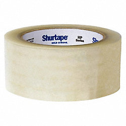 Carton Tape, Clear, 48mm x 110m, PK36