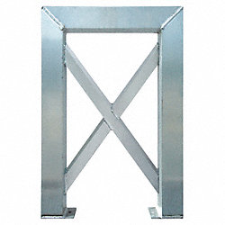 Tower Support, 2-1/6 ft. L, 39 In. H