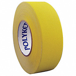 Gaffers Tape, 48mm x 55m, 11.5 mil, Yellow