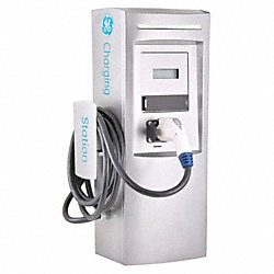EV Charging Station, Pole, 7.2kW, RFID