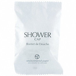 Shower Cap, Sachet, PK 1000