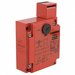 Safety Interlock Switch, 1NO/2NC, 3A