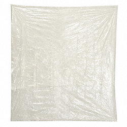 Water Soluble Bag, 28 In W, 39 In L, PK100
