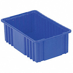Divider Box, 22-7/16x17-7/16x12, Dark Blue