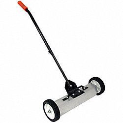 Push Mag Sweeper, 22-1/2 In, 97 lb Pull