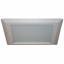 Recessed Trim, Albalite Lens