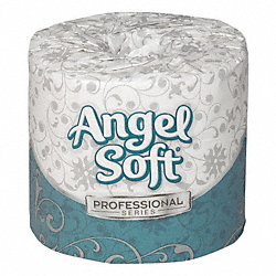 Toilet Paper, Angel Soft ps, 2Ply, PK80