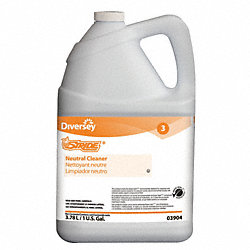 Neutral Floor Cleaner, 1 gal., Citrus