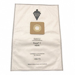 Vacuum Cleaner Paper Bag, 5 Ply, PK10