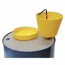 Drum Funnel, 2 In. Dia