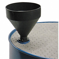 Drum Funnel, 3 Qt., 2 In Tread