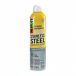 Cleaner, Aerosol Can, Size 12 oz.