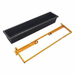 Large Tool Tray, 4-1/3 ft. L