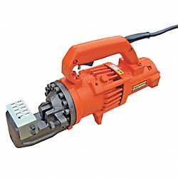 Rebar Cutter Kit, 10 Amps, 3/4 In Cap