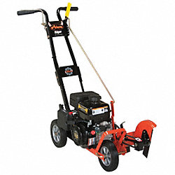 Lawn Edger, 136cc, 9 In. Dia, 4.5 In. Depth