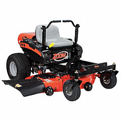 Zero Turn Mower, 23 HP, 50 In.Cut Width