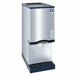 Ice Machine, Nugget, 325 lb.