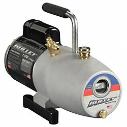 Evacuation Pump, 7.0 cfm, 1/2 HP, 8 ft.