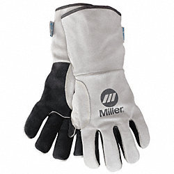 Welding Gloves, MIG/Stick, Side Split, PR