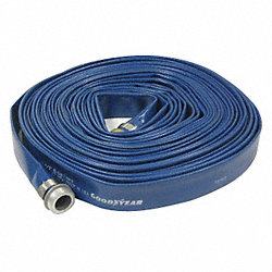Discharge Hose, For 10W854, 100 Ft
