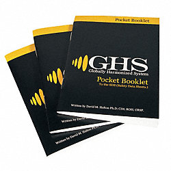 SDS Pocket Booklets (10/pkg)