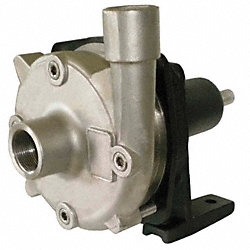 Centrifugal Pump Head, 1-1/2 HP, SS