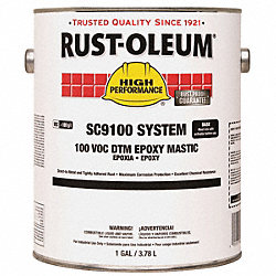 SC9100 Epoxy Mstc Coating, Silver Gray, 1G