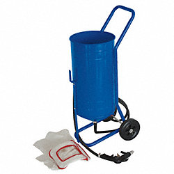 Portable Sandblaster, 90lb, 60 to 125 psi