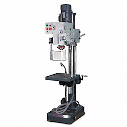 Drill Press W/Sleeve Feed, 22In, 2HP, 6A