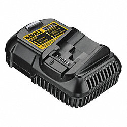 Battery Charger, 12.0 to 20.0V, Li-Ion