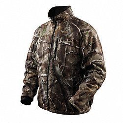 Heatd Jacket, Insltd, Realtree AP Camo, XL