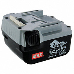 Battery Pack, 14.4V, Li-Ion, 3A/hr.