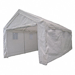 Heavy Duty Shelter, 20 Ft. X 10 Ft. 8 In.