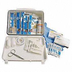 Burn Kit, Deluxe, Plastic, 138 Unit