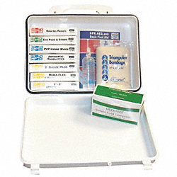 First Aid Kit, 16 Unit