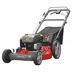 Lawn Mower, 22 In.Wide, HP, Variable Speed