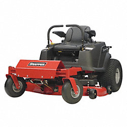 Zero Turn Mower, 26 HP, 52 In.Cut Width