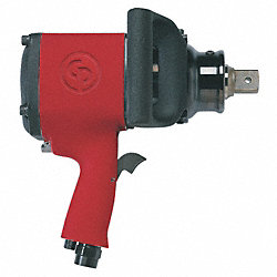 Air Impact Wrench, 1 In. Dr., 4100 rpm