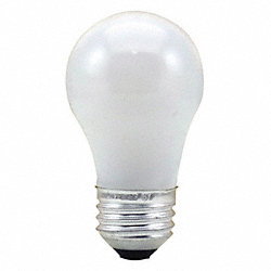 Incandescent Light Bulb, A15, 40W
