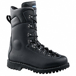 Wildland Fire Boots, Mens, 10-1/2W, 1PR