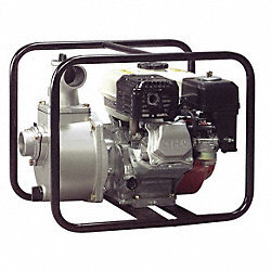 Engine Driven Pump, 3.5 HP, 2 In