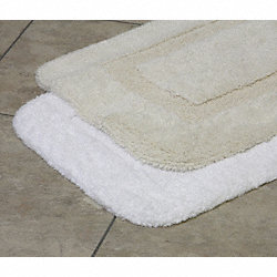 Bath Rug, Elite, 21x34, 33 oz., Ecru