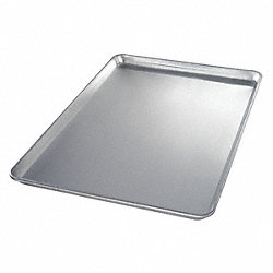 Sheet Pan, Aluminum, 16 Gauge, 18x26