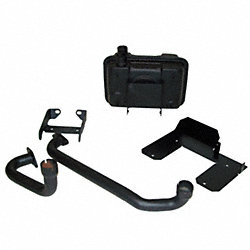 Muffler Kit, For Use With 11K742, 11K743