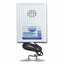 Battery Operated Water Alarm System