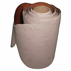 PSA Sanding Disc Roll, 6in, AO, 240 Grit