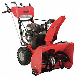 Snow Blower, 2 Stage, 24 In.