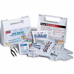 First Aid Kit, General, 106 Pcs, 25 People